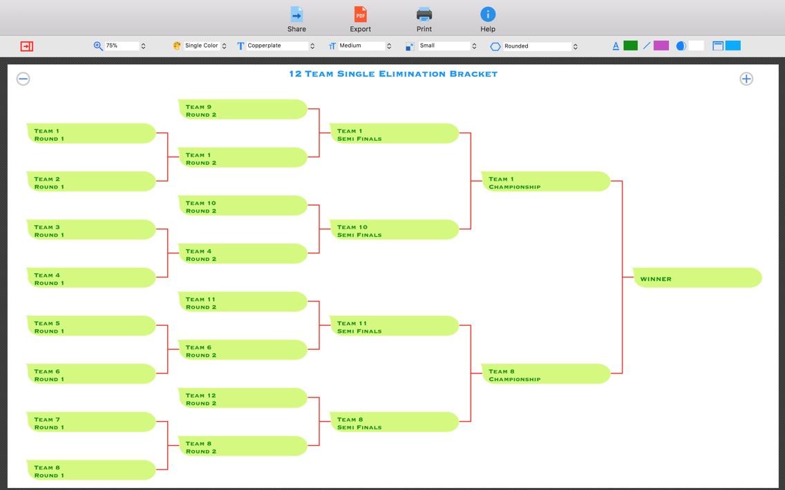 Tournament Randomizer