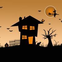 Dora Tower Blocks Halloween