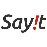 Say!t - for Podcasters and Broadcasters - Say it