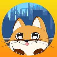 Kitty Cat and the City: Cute Pet in Hunt for Food (FREE)