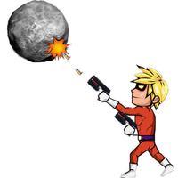 Stickman Meteor Bubble Shooter