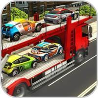 Transporter Truck Car Mission