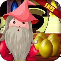 The realm magic frog against mystic kingdom dragons golden eggs - Free Edition