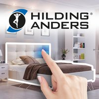 Hilding Anders - Дизайн спальни. Каталог кроватей.