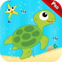 Sea World Animal Kids Games