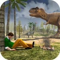 Ark Survival escape Dino Hunt