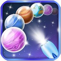 Space Bubble War - Sky Shooter