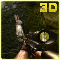 Wild Rabbit Hunter Simulator – Shoot jungle animals in this sniper simulation game
