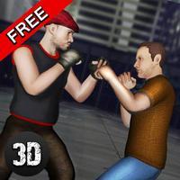 Street Fighting 3D: Ninja Kung Fu Style