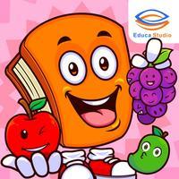 Marbel Fruits - PreSchool Learning Apps