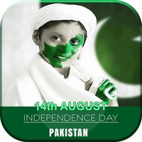 Pakistan Independece Day:Selfi With Pak Flag