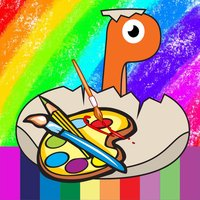 Dinosaur Coloring Book for Kid Games