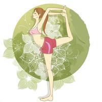 瑜伽音乐合集-初学办公室瑜伽教程,健身健美运动减肥瑜伽(美颜,静心,保健,养生)