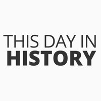 Today. This day in history