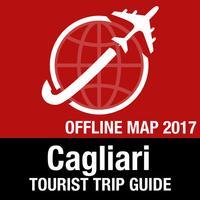 Cagliari Tourist Guide + Offline Map