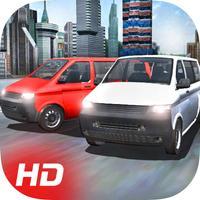 Van Driving Simulator 3D