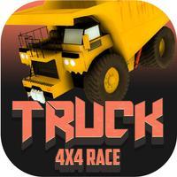 Truck 4x4 Race : top monster racing game