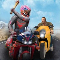 Crazy Road Rash - Bike Race 3D