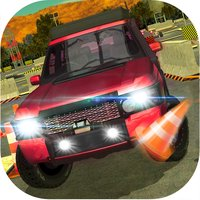 Jeep Drive Traffic Parking Simulator Car Driving