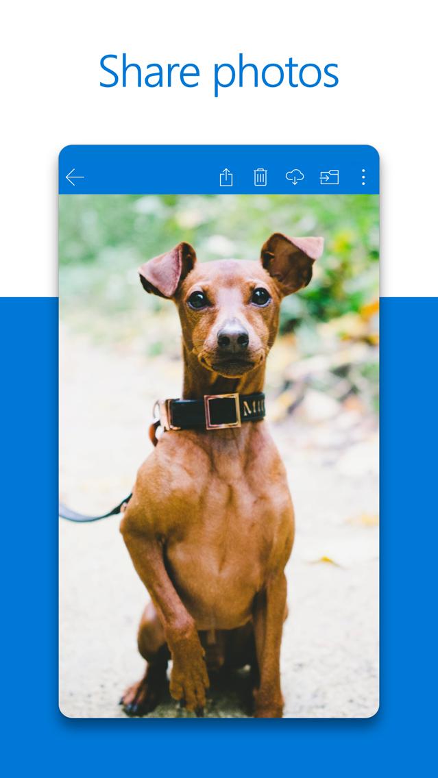 Microsoft OneDrive App for iPhone - Free Download Microsoft