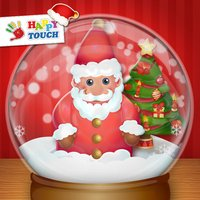 A Christmas Snow Globes Set - Kids App (by Happy Touch Xmas Games®)