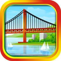Car Bridge Jump