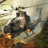 Battle Helicopter Combat