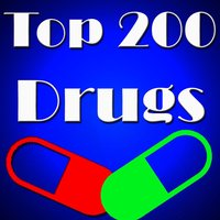 Top 200 Drugs - Flashcards, Quiz & Reference
