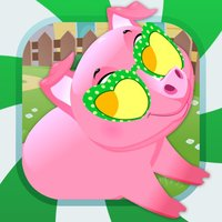AmBa puzzles: Animal world. Toddler games for free