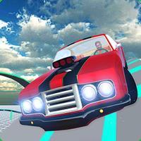 Extreme GT Car Stunts Asphalt Racing