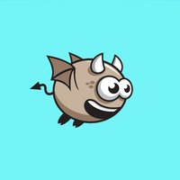 Tiny Bat - Do not Fly this Animal into a Pipe