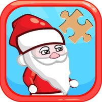 Merry Christmas Jigsaw Puzzles Game free for Kids