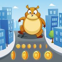 Hamster run run run-save the hamster