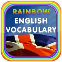Rainbow English Vocabulary Game