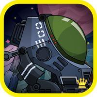 robot invasion war - Alien fighting game free for kids
