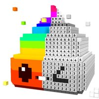 3D No.draw - Colors by number