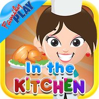 In the Kitchen Flash Cards for Kids