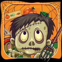 Zombie Ween Farm I - Planting and collect pumpkin.