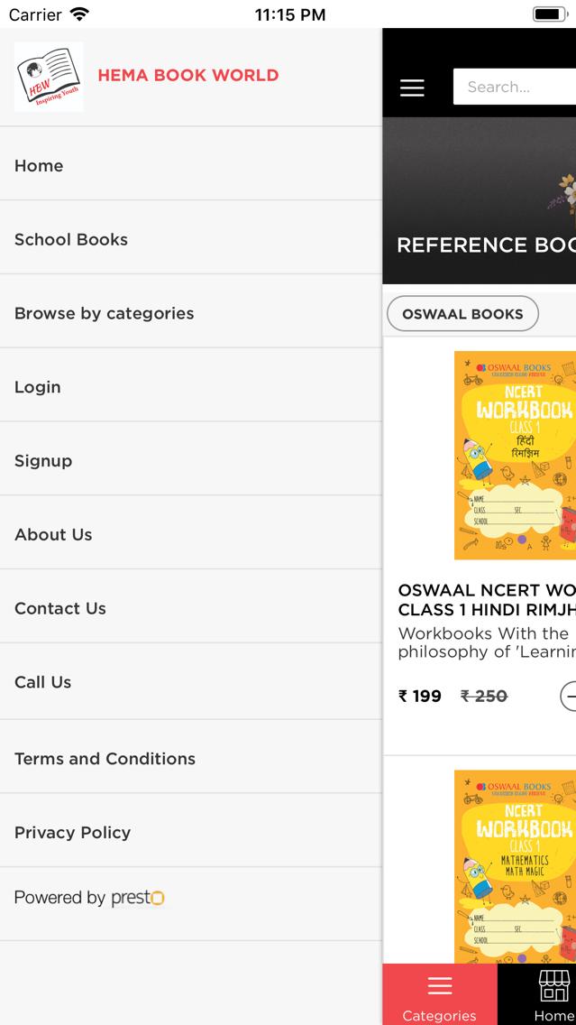 Hema Book World App for iPhone - Free Download Hema Book