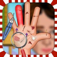 Christmas Celebrity Hand Doctor & Makeover Salon