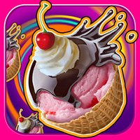 Ice Cream Scoop Dessert Drop Adventure Pro