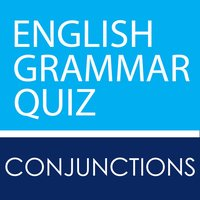 Conjunctions - Learn English Grammar Games Quiz for iPhone