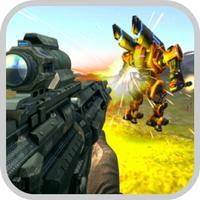 Modern Robot War:Future Sniper