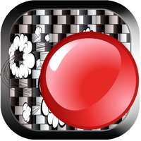 Trial Fusion Craze - Addictive Red Bouncing Ball Spikes Run