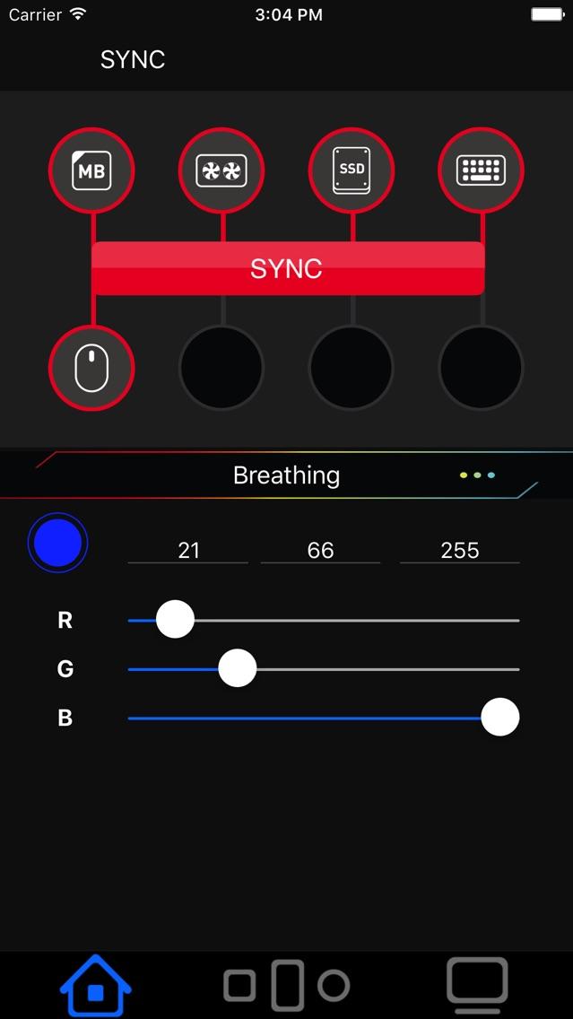 MSI Mystic Light App for iPhone - Free Download MSI Mystic