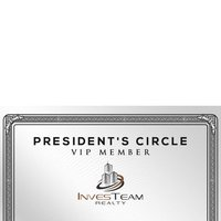 InvesTeam Realty VIP Card