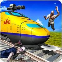Zombie Survival Train Attack