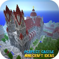 Perfect Castle Ideas Background For Minecraft Edition