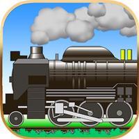 Steam Engine Trucker Transport