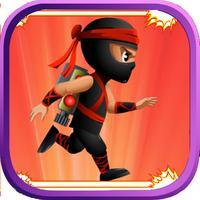 Super High-Ninja  Jetpack Action game